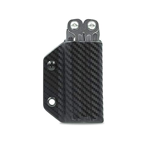 Clip & Carry Kydex Multitool Sheath for Leatherman...
