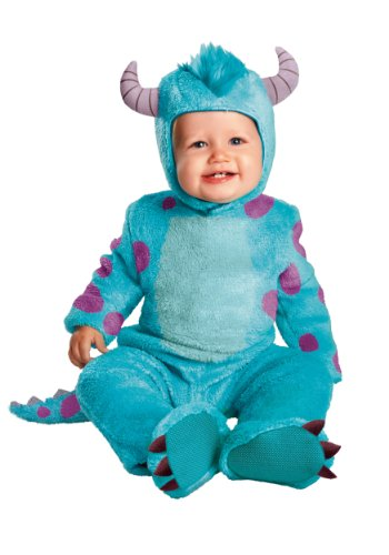 Baby Boys' Sulley Classic Costume 18 Months