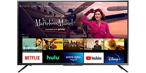 Toshiba 50LF621U21 50-inch Smart 4K UHD with Dolby Vision - Fire TV,...
