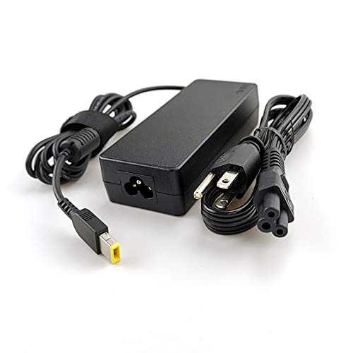 Lenovo Laptop Charger 90W Slim tip AC Power Adapter(Power Supply) with 3...
