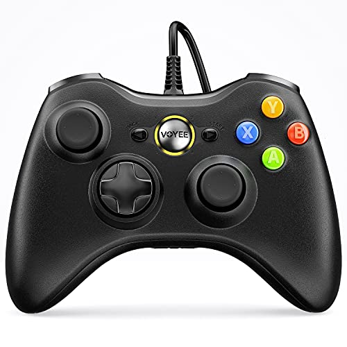 VOYEE PC Controller, Wired Controller Compatible with Microsoft Xbox 360 &...