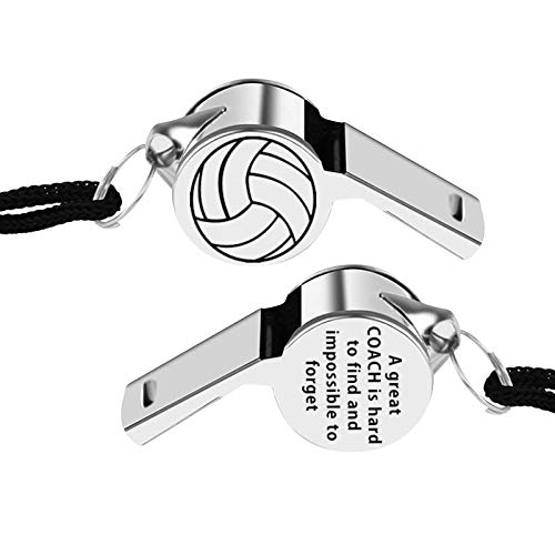 FAADBUK Volleyball Coach Whistles A Great Coach is Hard to Find and...
