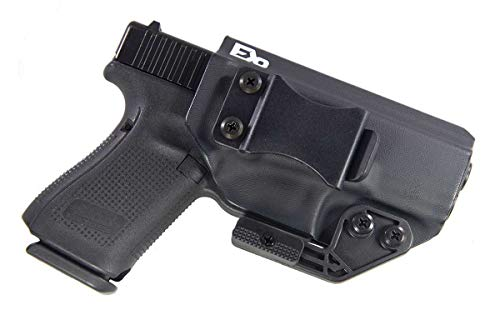 Fierce Defender IWB Kydex Holster Compatible with Glock 19 23 32 -The...