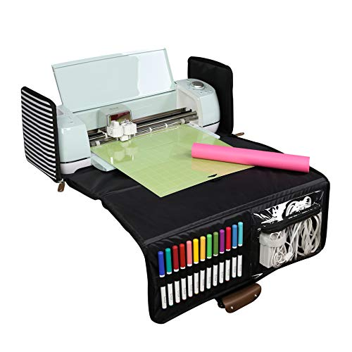 Everything Mary Black & White Stripes Collapsible Die-Cutting Machine...