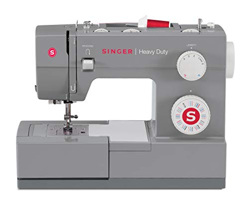 SINGER Heavy Duty Sewing Machine With Included Accessory Kit, 110 Stitch...
