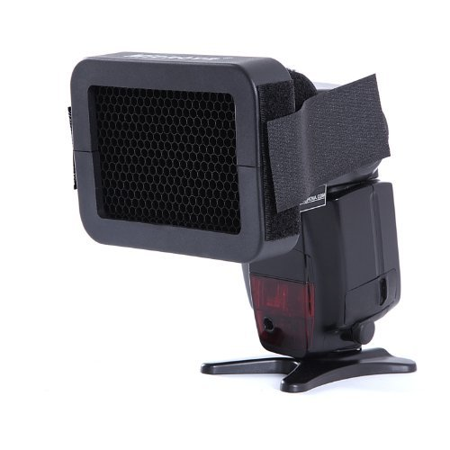 Movo Photo SG16 1/6' Honeycomb Quick Grid Flash Attachment Accessory for...