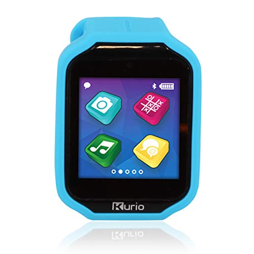 Kurio Watch 2.0+ The Ultimate Smartwatch Built for Kids with 2 Bands, Blue...