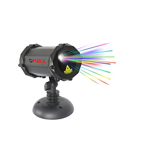 LEDMALL Bluetooth Motion Full Spectrum 7 Color with White Star Effects...