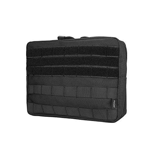 ProCase Tactical Admin Molle Pouch, Military MOLLE Pouch Horizontal...
