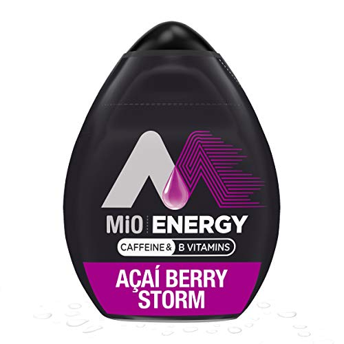 MiO Energy Acai Berry Storm Naturally Flavored Liquid Water Enhancer with...