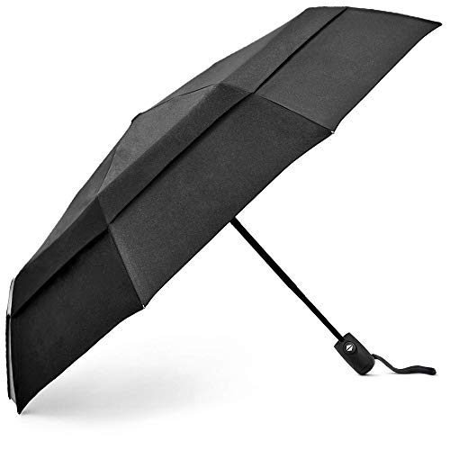 EEZ-Y Travel Umbrellas for Rain - Light-Weight, Strong, Compact with & Easy...