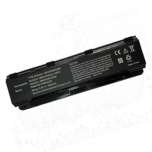 Powerforlaptop Replace Battery for Satellite C855D-S5305 C855D-S5307...