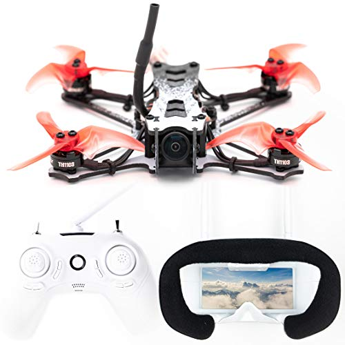 EMAX Tinyhawk 2 Freestyle 2.5 inch FPV Drone for Beginners Ready to Fly RTF...