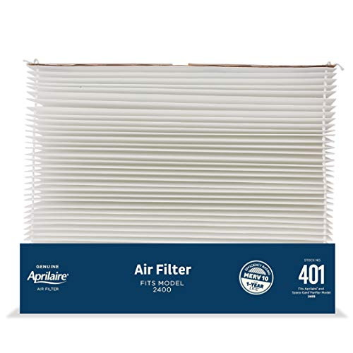 Aprilaire - 401 A1 401 Replacement Filter for Whole House Air Purifier...