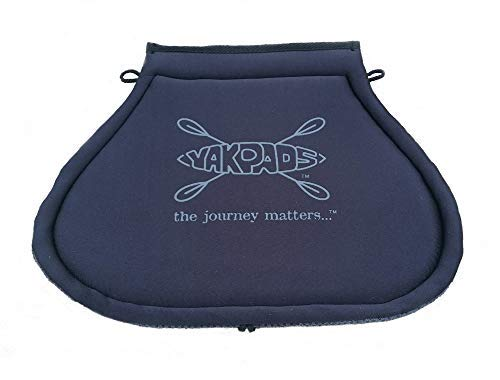 Cascade Creek Yakpads Cushioned Seat Pad by, Gel Seat Pad for Kayaks and...