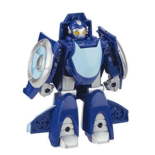 Transformers Playskool Heroes Rescue Bots Academy Whirl The Flight-Bot...
