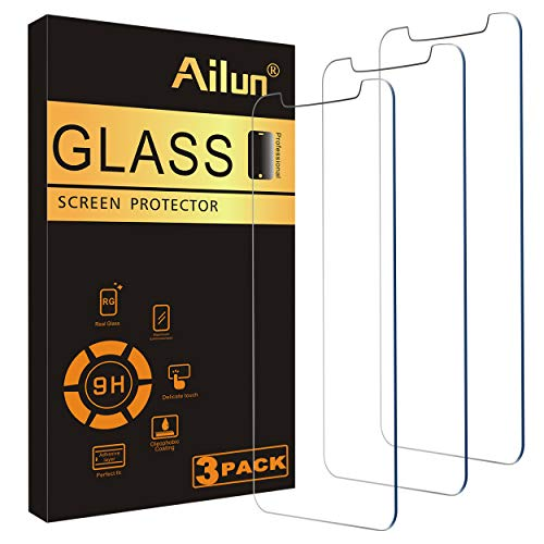 Ailun Screen Protector Compatible for iPhone 11 Pro Max/iPhone Xs Max 3...
