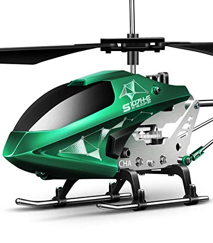 Remote Control Helicopter, S107H-E Aircraft with Altitude Hold, One Key...