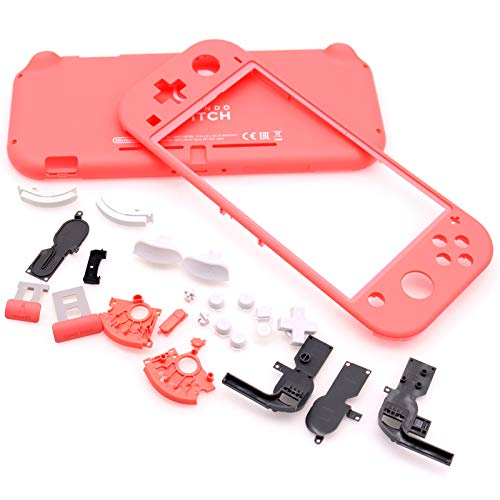 Deal4GO Full Housing Shell kit Case Front Rear Backplate w/Button Set...