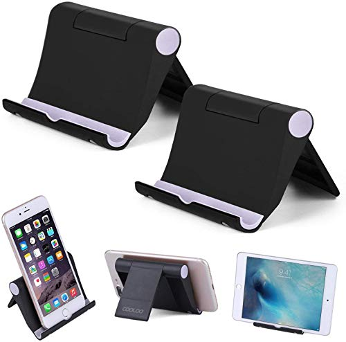 Cell Phone Stand Multi-Angle,【2 Pack】 Tablet Stand Universal...