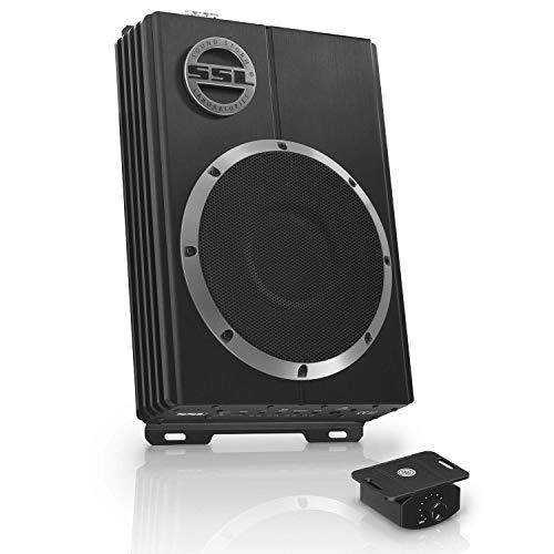 Sound Storm Laboratories LOPRO10 Amplified Car Subwoofer - 1200 Watts Max...