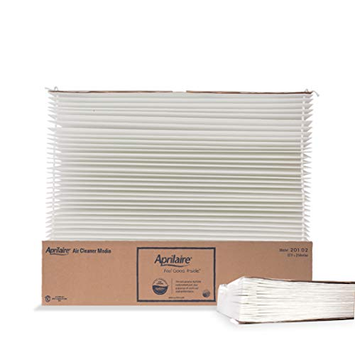 Aprilaire - 201 A2 201 Replacement Filter for Whole House Air Purifier...