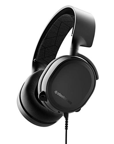 steelseries Arctis 3 (2019 Edition) All-Platform Gaming Headset for PC,...
