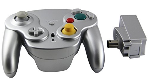 Wavebird Style Wireless Controller replacement for Gamecube Nintendo Wii by...
