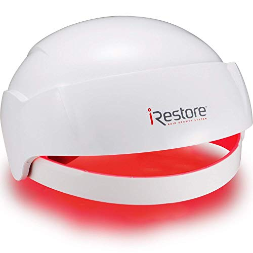 iRestore Essential Laser Hair Growth System - FDA Cleared Hair Loss...