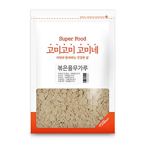 Gomine Korean Roasted Adlay Powder, 500g, Pure Grain Great with Smoothies,...