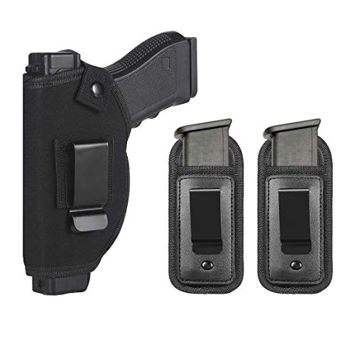 TACwolf Universal Right Left IWB OWB Holster Magazine Pouch for Inside...