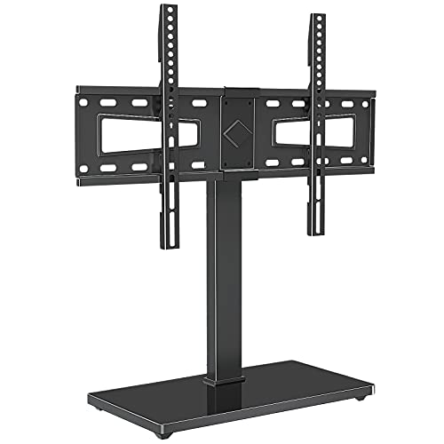 MOUNTUP Universal TV Stand, Table Top TV Stands for 37 to 70 Inch Flat...