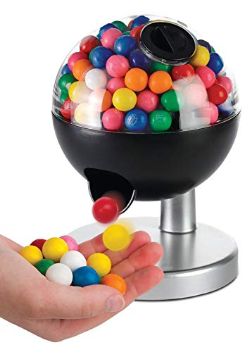 Automatic Candy Dispenser Desktop Gumball Machine Motion Activated...