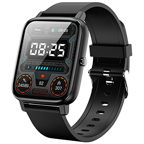 Smart Watch,Pradory Fitness Activity Watch with Heart Rate...
