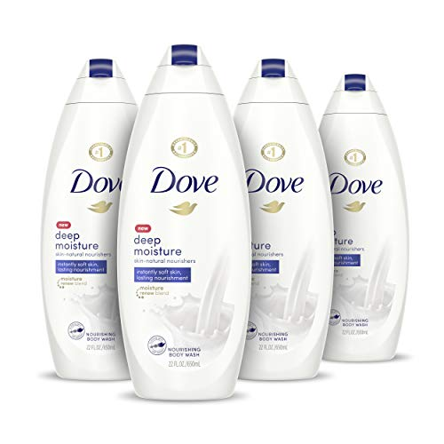 Dove Body Wash with Skin Natural Nourishers for Instantly Soft Skin and...
