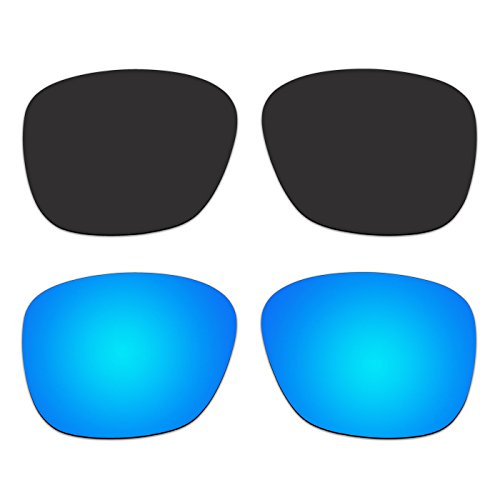 ACOMPATIBLE 2 Pair Replacement Polarized Lenses for Oakley Enduro...