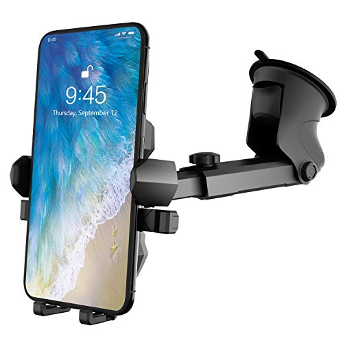 Phone Holder for Car,Universal Long Neck Car Mount Holder Compatible with...