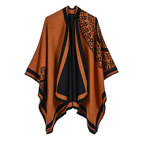 FENGHUAN Scarf Autumn and Winter Fashion Classic British Cashmere...