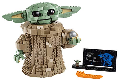 LEGO Star Wars: The Mandalorian The Child 75318 Building Kit; Collectible...