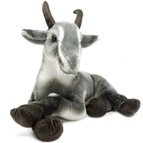 Patrick The Pygmy Goat - 18 Inch Large Stuffed Animal Plush - by Tiger Tale...