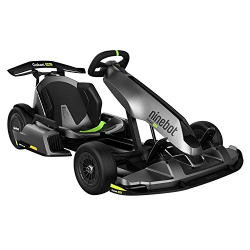 Segway Ninebot Electric GoKart Pro, Outdoor Race Pedal Go Karting Car for...