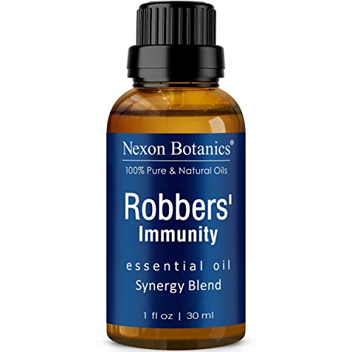 Robbers' Immunity Essential Oil Blend 30 ml - Comparable to On Guard...