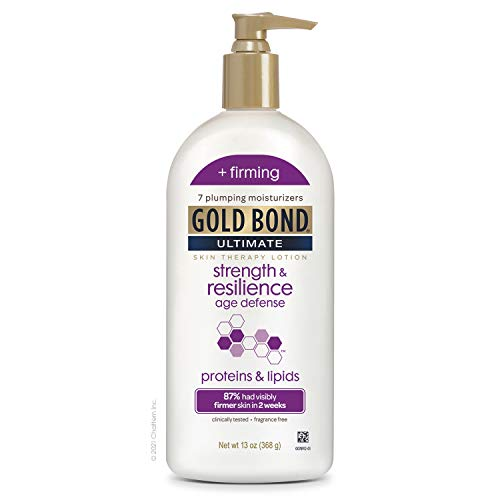 Gold Bond Ultimate Strength & Resilience Skin Therapy Lotion, Fresh, 13...