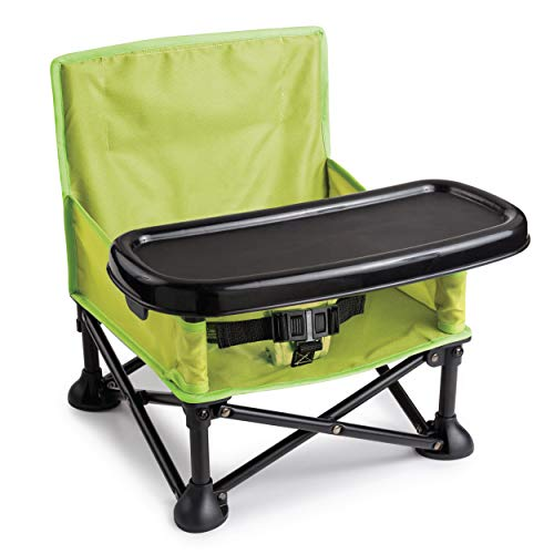 Summer Infant Pop 'N Sit Portable Booster Chair Seat for Indoor Outdoor...