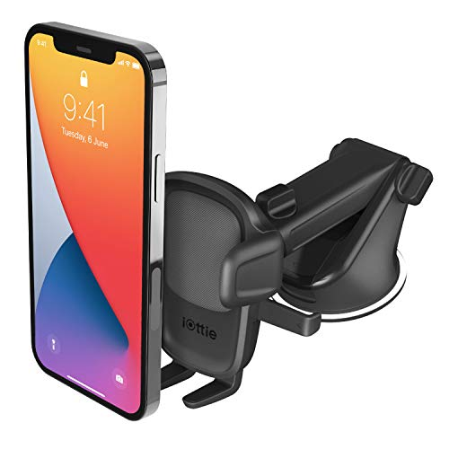 iOttie Easy One Touch 5 Dashboard & Windshield Universal Car Mount Phone...