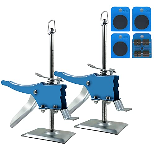 CREEYA Furniture Jack Lifter Kit with 4 Slider for Conveniently Moving...