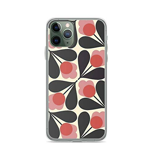 Phone Case Orla Kiely Design Compatible with iPhone 6 6s 7 8 X Xs Xr 11 12...