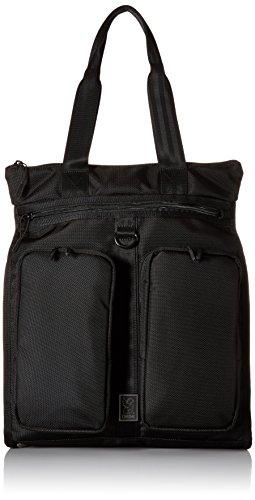 Chrome MXD Pace Tote Bag 2-in-1 Travel Backpack 18 Liter Black
