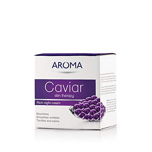 Caviar Skin Therapy Night Cream Firms and nourishes. Smoothes wrinkles....