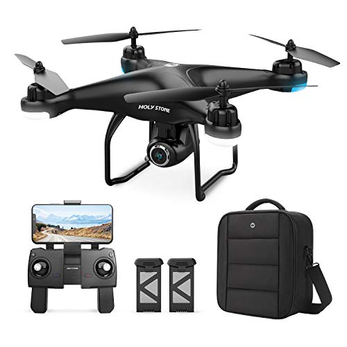 Holy Stone HS120D GPS Drone with Camera for Adults 2K UHD FPV, Quadcotper...